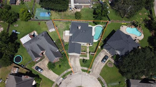 Photo of 14611 W Rutledge Court, Houston, TX 77084 (MLS # 37227893)
