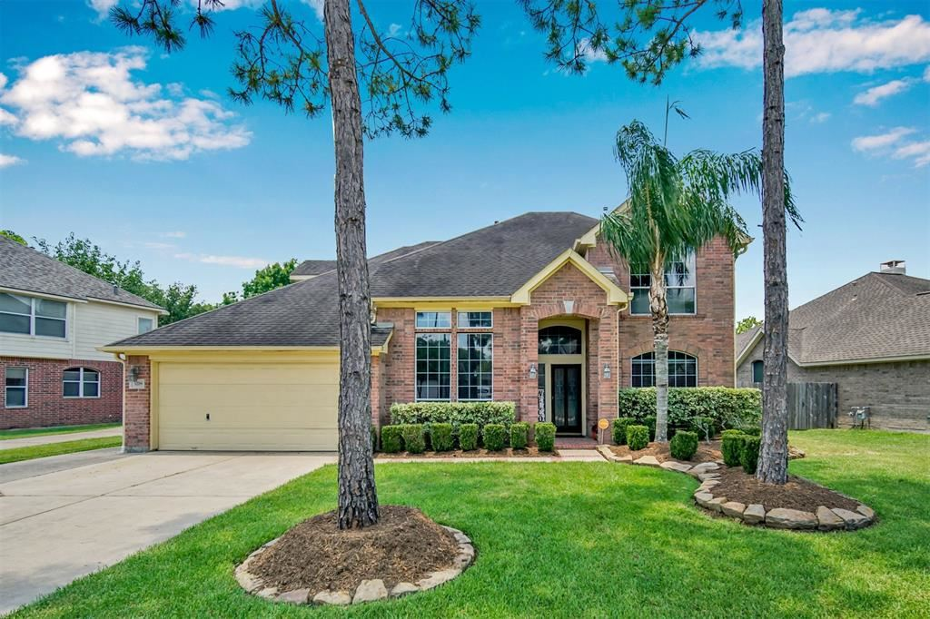3218 Amerson Drive, Pearland, TX 77584 - #: 96093894