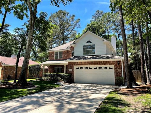 Photo of 108 W Russet Grove Circle, The Woodlands, TX 77384 (MLS # 94080896)
