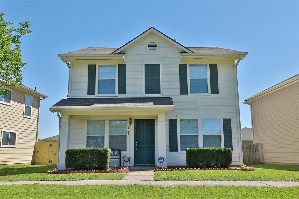 1039 Grassy View Drive, Houston, TX 77073 - MLS#: 10541896