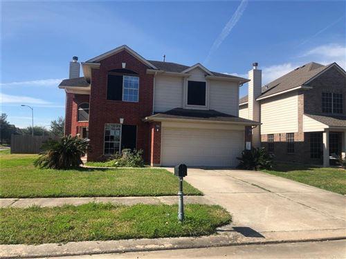 Photo of 8303 Silver Fir Lane, Baytown, TX 77523 (MLS # 34430897)