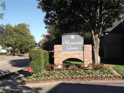 Photo of 9019 Gaylord Drive #73, Houston, TX 77024 (MLS # 39551898)