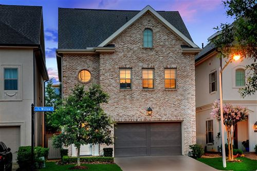 Photo of 207 Willow Street, The Woodlands, TX 77384 (MLS # 75616898)