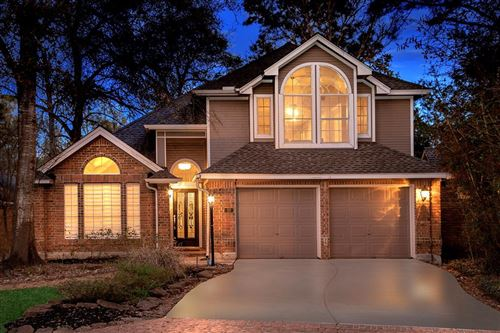 Photo of 10 Silver Canyon Place, The Woodlands, TX 77381 (MLS # 78067898)