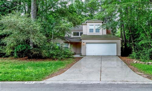 Photo of 267 Sandpebble Drive, The Woodlands, TX 77381 (MLS # 89174898)