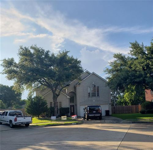 Photo of 8202 Cliffshire Court, Houston, TX 77083 (MLS # 94122898)