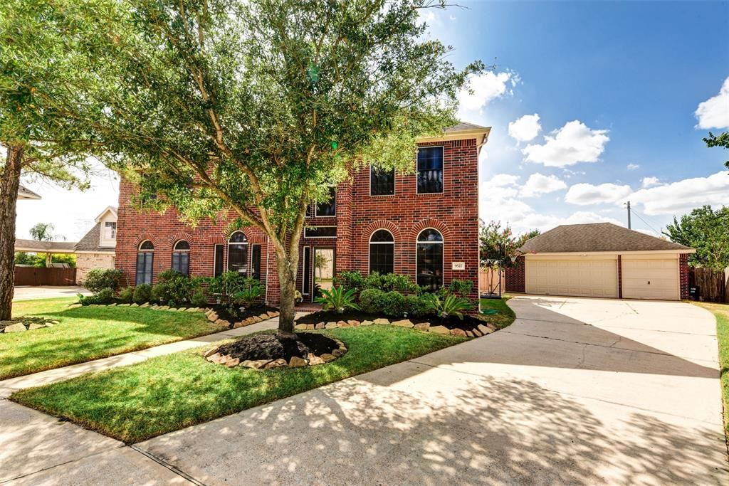 Photo for 9527 Cat Tail Spring Court, Houston, TX 77095 (MLS # 90181901)