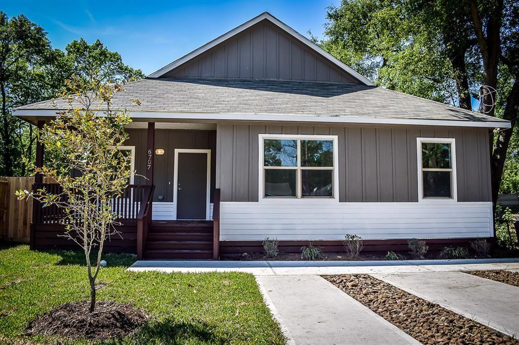 6707 Ezzard Charles Street, Houston, TX 77091 - MLS#: 50145902