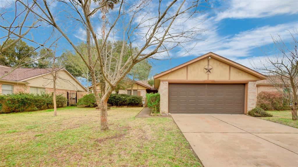 Photo for 16610 Dounreay Drive, Houston, TX 77084 (MLS # 43120904)
