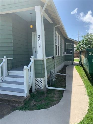 Photo of 3809 Ave O, Galveston, TX 77550 (MLS # 72613905)
