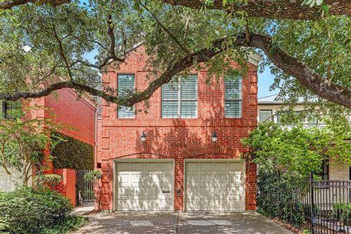Photo of 6306 Taggart Street #A, Houston, TX 77007 (MLS # 51138906)