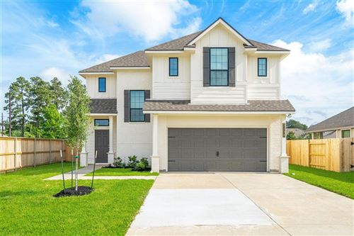 Photo of 1119 Tomball Downs Drive, Tomball, TX 77375 (MLS # 5256906)