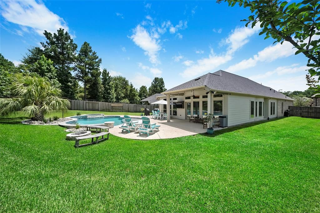 Photo for 199 Sunrise Haven Drive, Montgomery, TX 77316 (MLS # 79310907)
