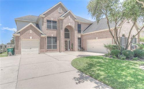 Photo of 3119 Spring Ridge Drive, Manvel, TX 77578 (MLS # 10346908)