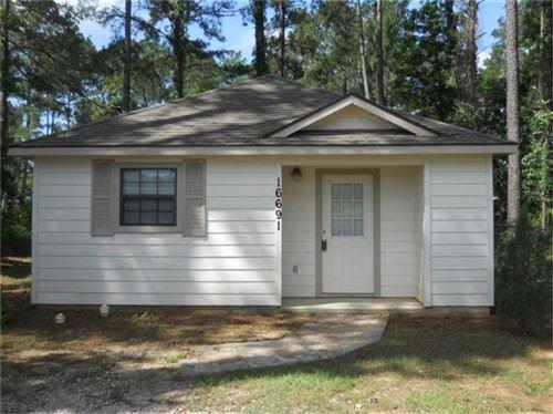 Photo of 16691 E Alderson, Montgomery, TX 77316 (MLS # 61253908)