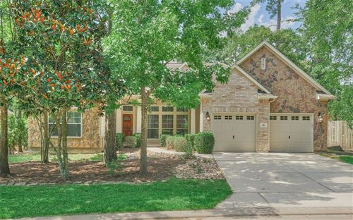 Photo of 38 Prosewood Drive, The Woodlands, TX 77381 (MLS # 41320911)
