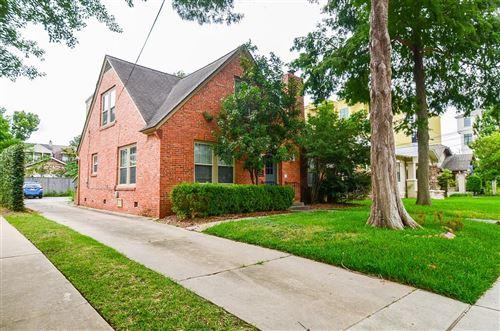 Photo of 1313 Peden Street, Houston, TX 77006 (MLS # 45662913)
