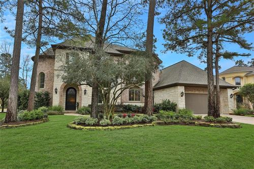 Photo of 14 Spruce Canyon Place, The Woodlands, TX 77382 (MLS # 95989915)