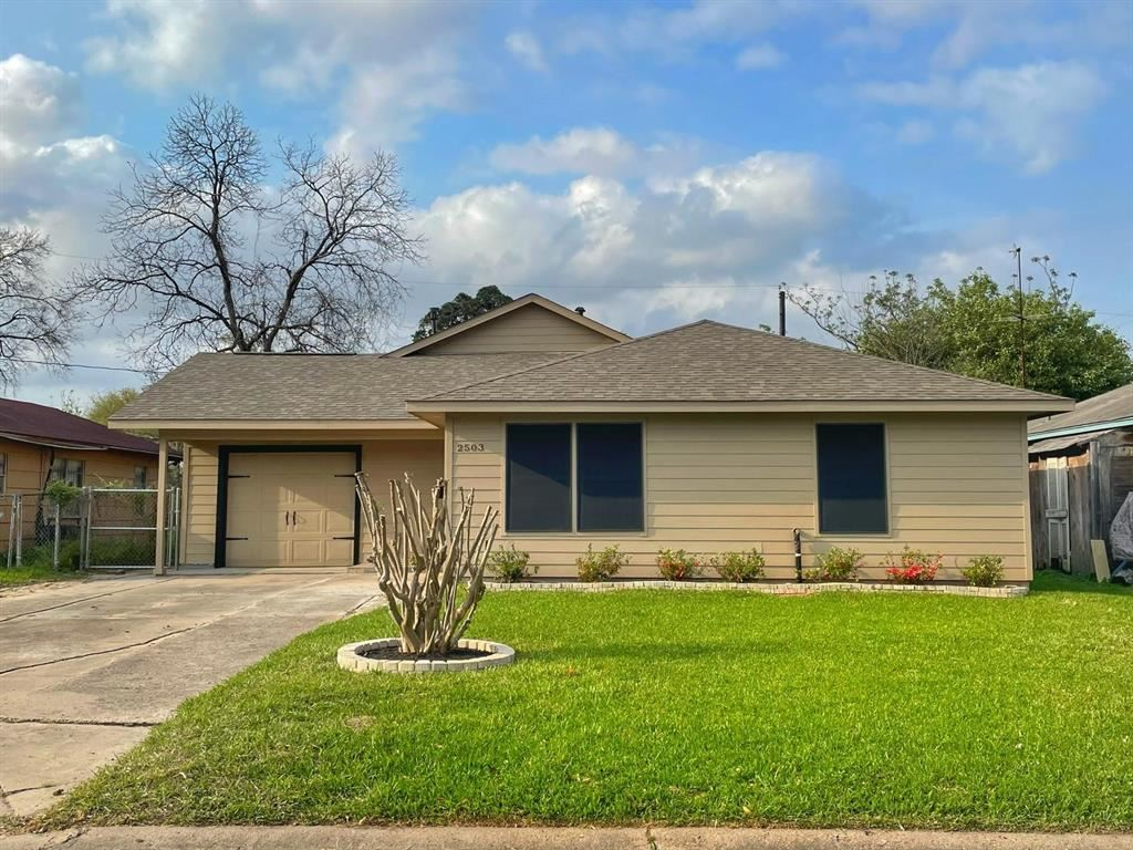 2503 15th Street, Galena Park, TX 77547 - MLS#: 22832916