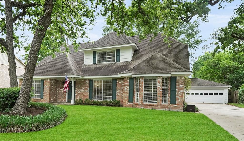 11907 Moorcreek Drive, Houston, TX 77070 - #: 14063917