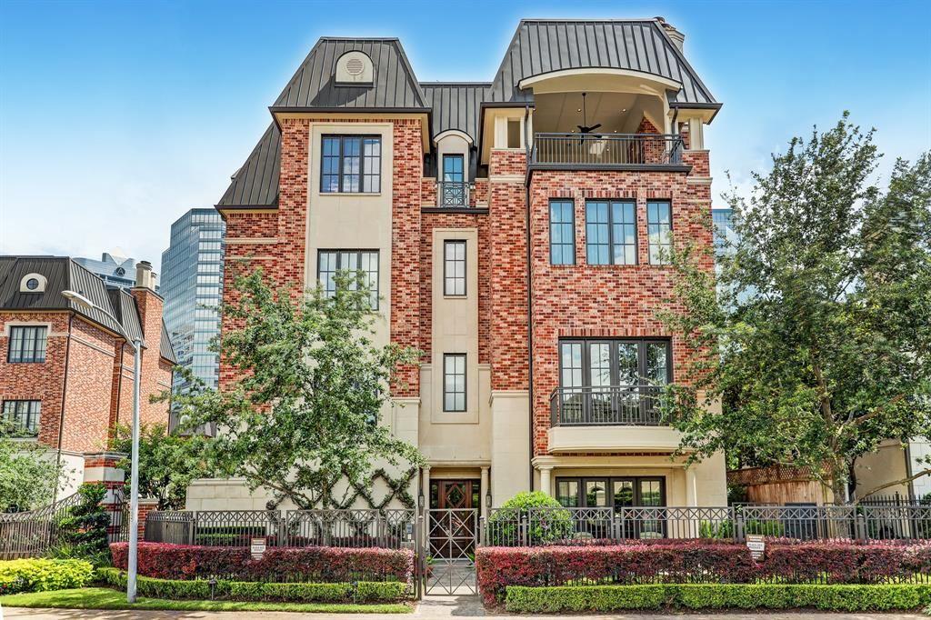1226 Place Royale Way, Houston, TX 77056 - #: 37968919