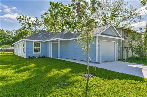 Photo of 4105 Brown Street, Bacliff, TX 77518 (MLS # 20469922)