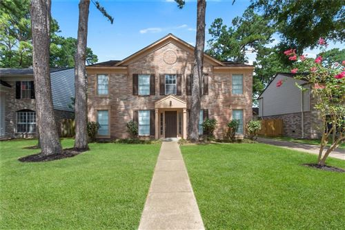 Photo of 9318 Wandsworth Drive, Spring, TX 77379 (MLS # 37549923)