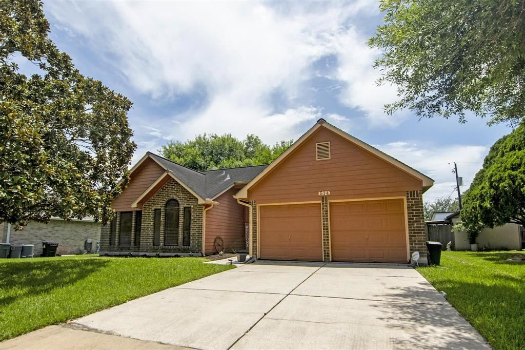 514 Hunters Lane, Dickinson, TX 77539 - MLS#: 69217923