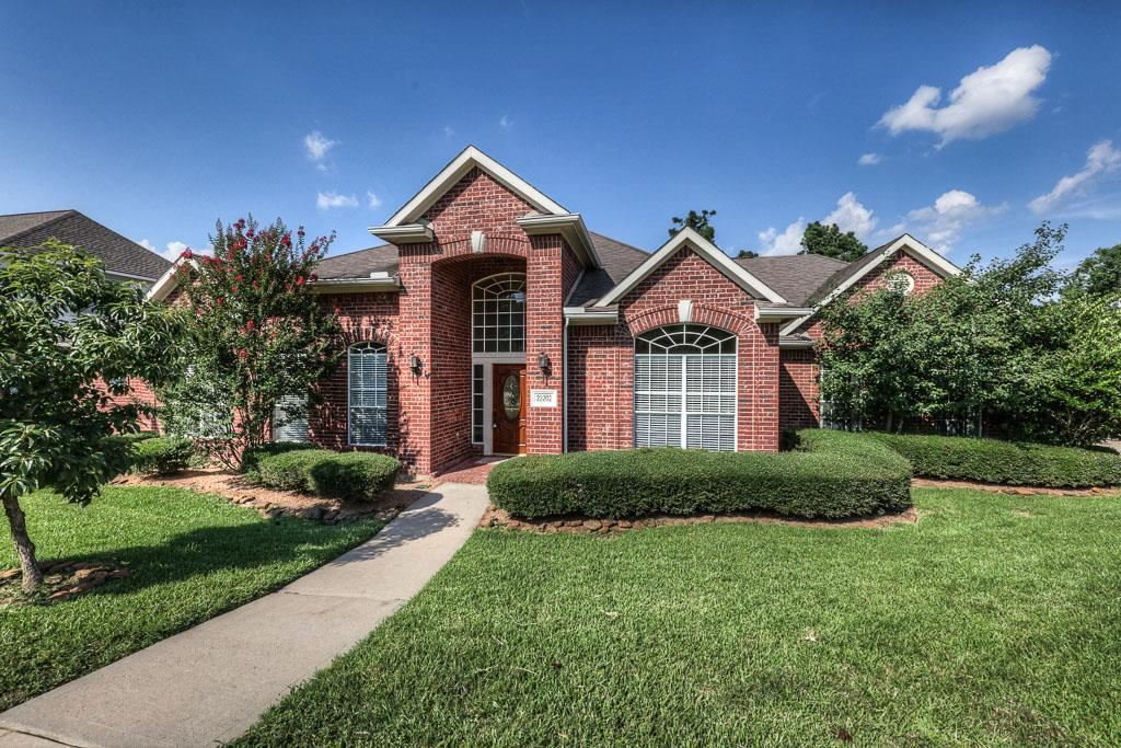 Photo for 23202 Wolfs Crossing Court, Spring, TX 77373 (MLS # 22482924)