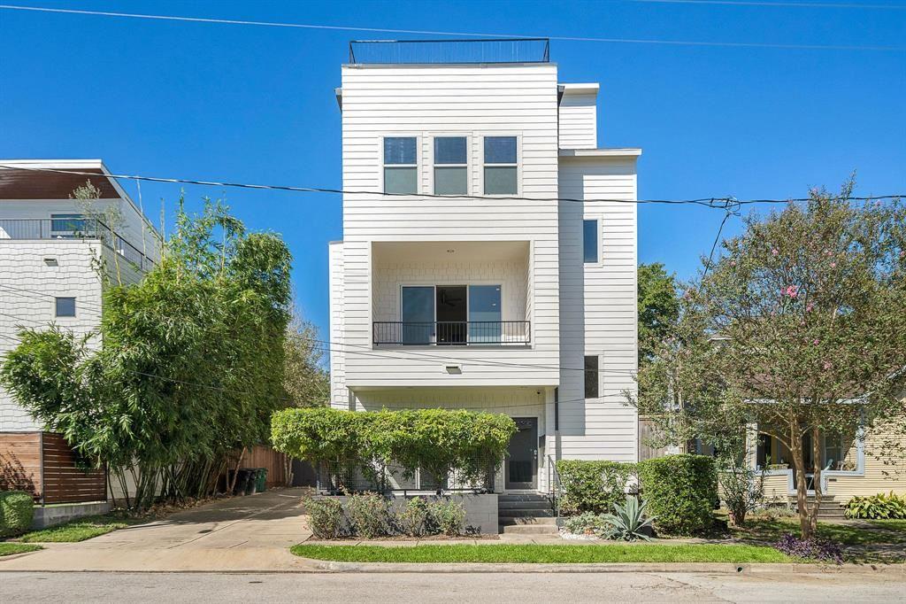 2717 Morrison Street #A, Houston, TX 77009 - #: 31860924