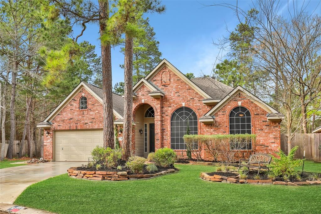 Photo for 58 Wrens Song Place, The Woodlands, TX 77382 (MLS # 67670924)