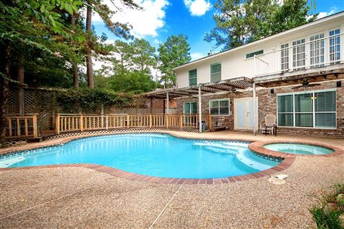 Photo of 22 Summithill Place, The Woodlands, TX 77381 (MLS # 21966925)