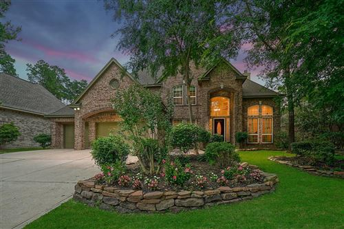 Photo of 63 S Flagstone Path Circle, The Woodlands, TX 77381 (MLS # 32934925)