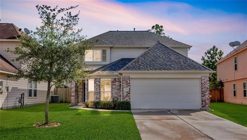 Photo of 9804 Expedition Trail, Conroe, TX 77385 (MLS # 11490926)