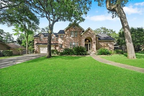 Photo of 3 Woods Estates Drive, Conroe, TX 77304 (MLS # 6963926)
