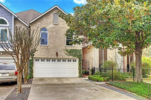 Photo of 1551 Cortlandt Street, Houston, TX 77008 (MLS # 52352927)