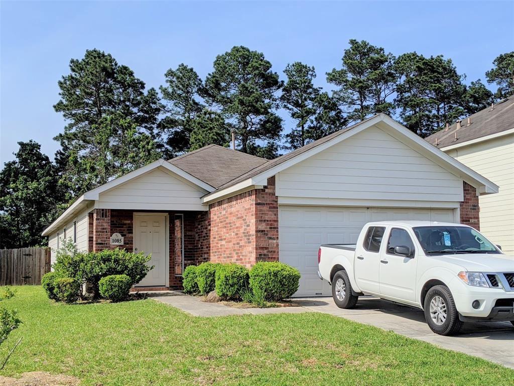 1085 Shadow Glenn Drive, Conroe, TX 77301 - MLS#: 50290929