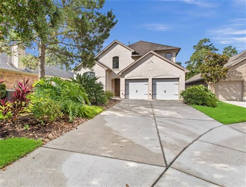 Photo of 17115 Tallgrass Prairie Lane, Humble, TX 77346 (MLS # 33738930)