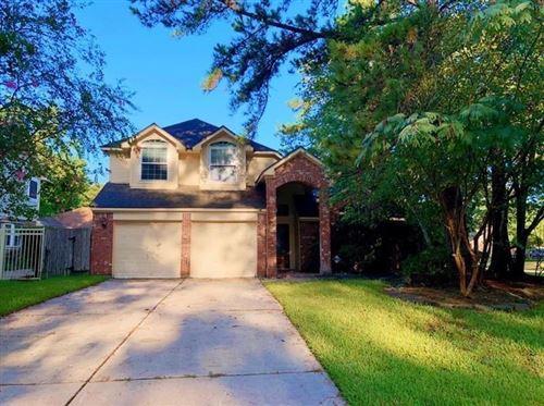 Photo of 5451 Fern Park Drive, Humble, TX 77339 (MLS # 52235933)
