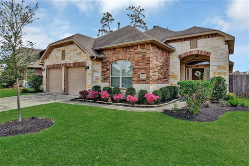 Photo of 17402 Cascading Springs Lane, Humble, TX 77346 (MLS # 48324937)