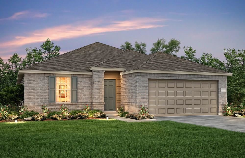 4312 South Amber Ruse Court, Conroe, TX 77304 - #: 82356937
