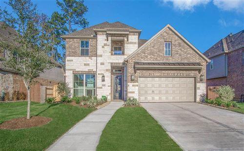 Photo of 16818 Big Reed Drive, Humble, TX 77346 (MLS # 37401939)