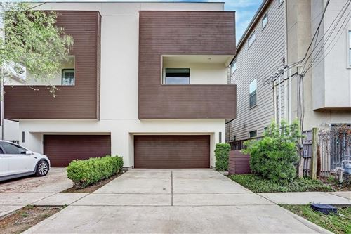 Photo of 5529 Darling Street #B, Houston, TX 77007 (MLS # 41159939)