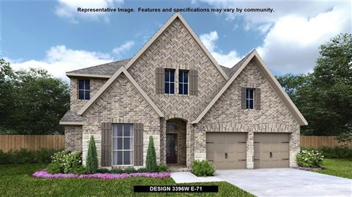 Photo of 4092 Emerson Cove Drive, Spring, TX 77386 (MLS # 90836941)