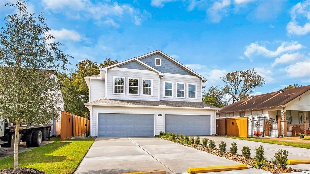 1762 W Alta Vista Street #B UNIT B, Houston, TX 77023 - MLS#: 85609941