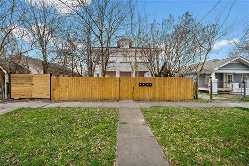 Photo of 7012 Sherman Street #3, Houston, TX 77011 (MLS # 91372942)