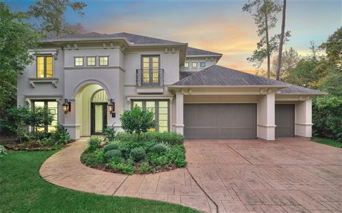 Photo of 7 Bunnelle Way, The Woodlands, TX 77382 (MLS # 8499946)