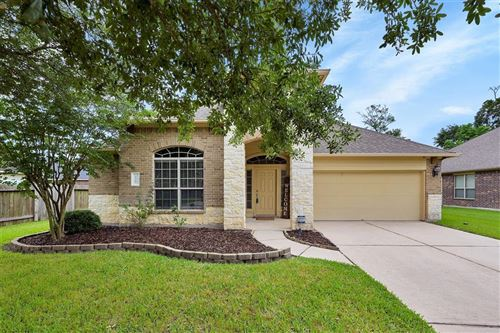 Photo of 2519 Broad Timbers Drive, Spring, TX 77373 (MLS # 75267950)
