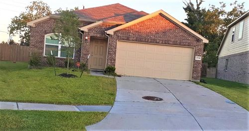 Photo of 2726 Cold River Drive, Humble, TX 77396 (MLS # 40316951)
