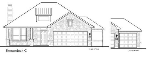 Photo of 6189 White Oak Leaf Loop, Conroe, TX 77303 (MLS # 4328951)